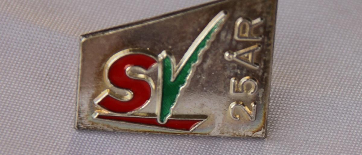 Sosialistisk Venstreparti (SV) 25 år