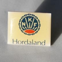 Pins fra NKF Hordaland
