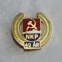 NKP 40 år