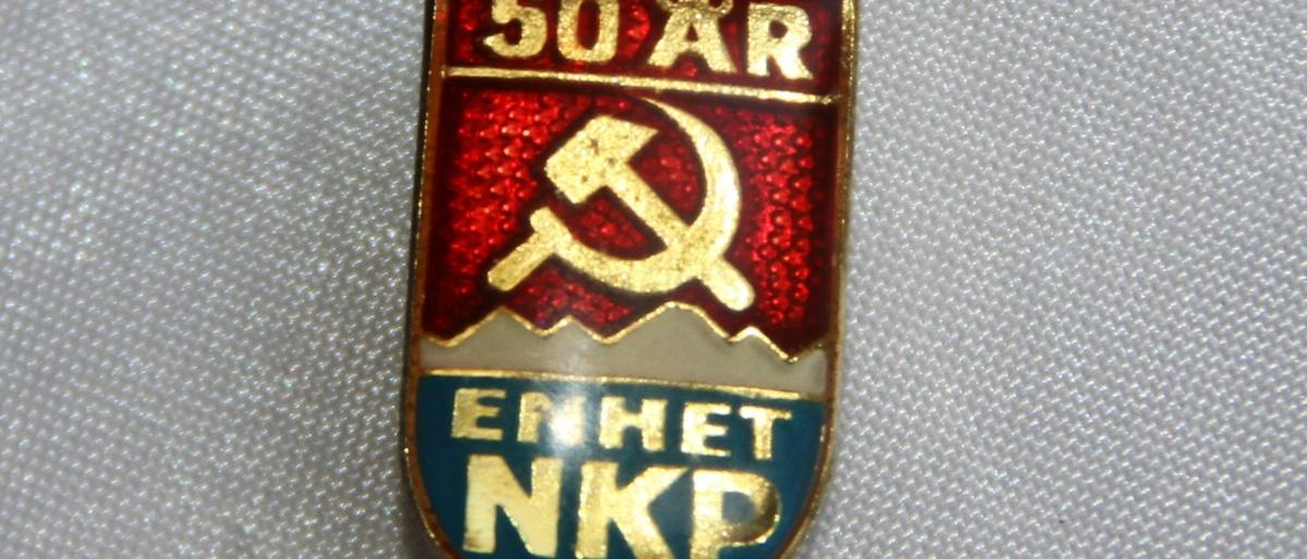 NKP 50 år