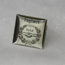Pin fra NAF (Faglært)